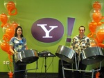 nesta duo playing for Yahoo!