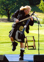 Highlander at Schultz Celebrity Golf