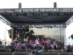 Liquid Blue Tase of Newport