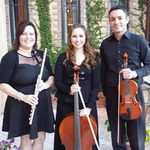 Chamber Trio, Paint It Black Trio - Shannon, Beth and Francis