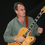 Mark Williams on the 6 string guitar