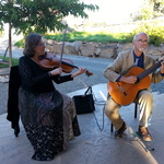 Skyline Strings and Guitar Trio at Calistoga Ranch